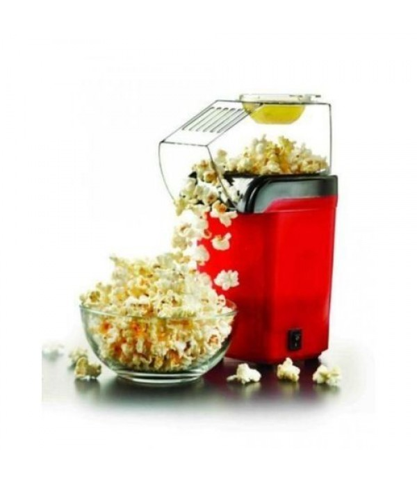 Appareil à Pop-corn 1200W Rouge - tvshop