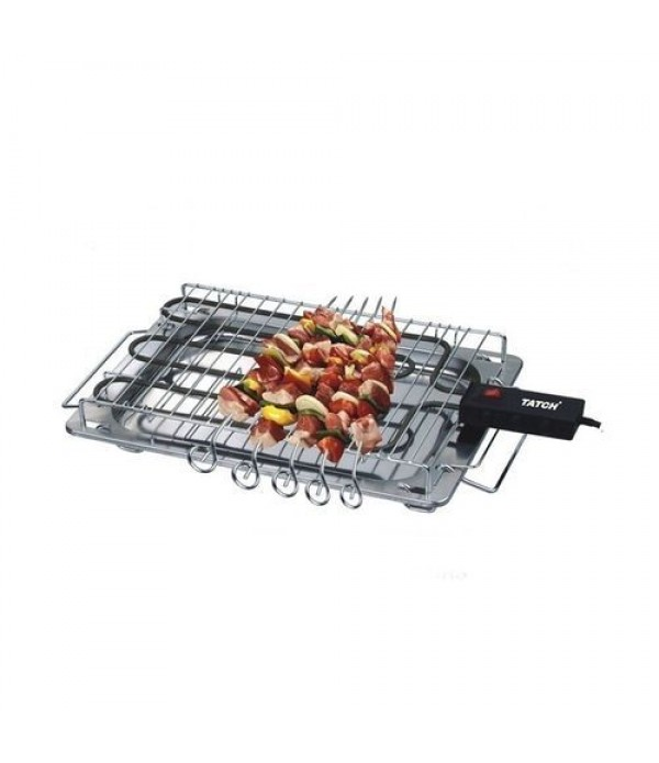 Barbecue Electrique Avec 6 Brochettes by Tatch