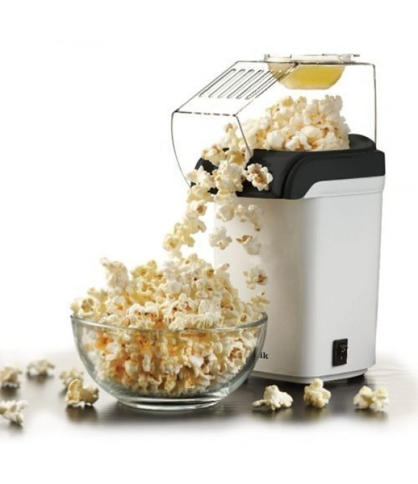 Pop-corn appareil 1200W Blanc  - tvshop