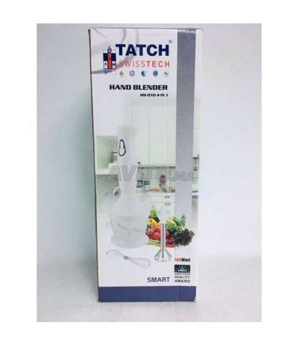 TATCH Hand Blender set 4in1