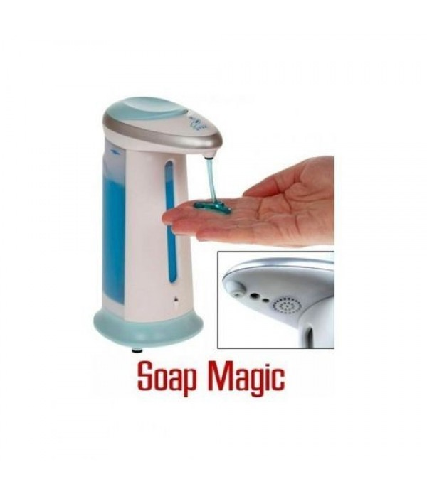 Soap Magic Distributeur de Savon Automatique avec ...
